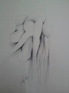 من ابداعات ذ. الفنان عبد الله بلعباس