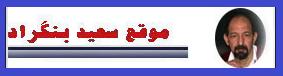 موقع د. سعيد بنكراد