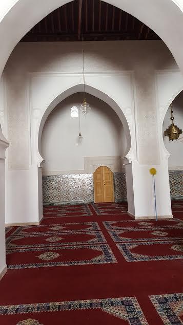 المسجد المحراب